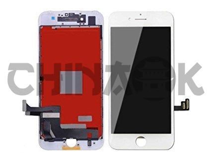 LCD дисплей (экран) для Apple iPhone 7(4.7 inch)+Touchscreen Тачскрин TianMa (черный/белый)
