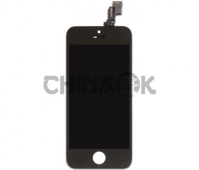 LCD дисплей (экран) для Apple iPhone 5S (чёрный/белый) TFT + Touchscreen Тачскрин TianMa