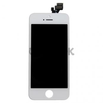 LCD дисплей (экран) для Apple iPhone 5S/SE (чёрный/белый) TFT + Touchscreen Тачскрин TianMa