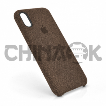 Чехол из ткани (iPhone XR) Hiha Canvas Pattern