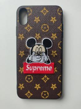 Чехол Louis Vuitton Mickey Mouse iPhone 6/6s/6+/6s+7/8/7+/8+X/Xr/XS/XS Max