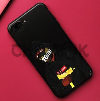 Чехол Supreme #3 для iPhone 6/6 Plus/6s/6s Plus/7/7 Plus/8/8 Plus/X/Xr/XS Max