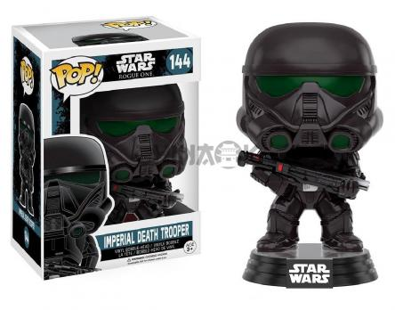 "Игрушка-фигурка FUNKO POP! ""Star Wars"" - Imperial Death Trooper №144"