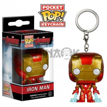 Брелок FUNKO POCKET POP! Iron Man
