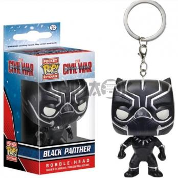 Брелок FUNKO POCKET POP! Black Panther
