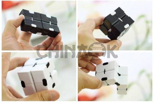 Кубик-игрушка SIXTOY Infinity Cube Decompression Fidget