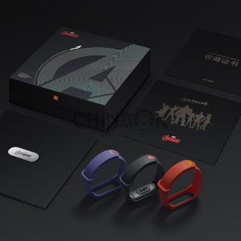 Фитнес-браслет Xiaomi Mi Band 4 Marvel Edition
