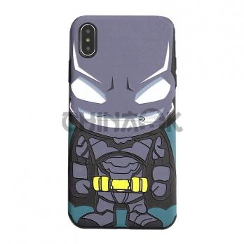 Чехол Marvel BatMan Fashion Case для iPhone X/XS/XS Max