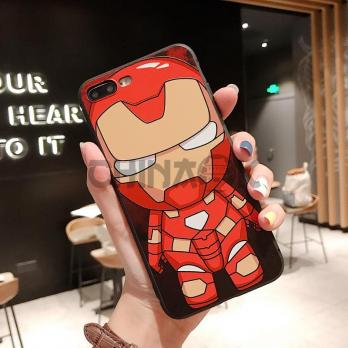 Чехол Marvel IronMan Fashion Case для iPhone X/XS/XS Max