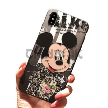 Чехол Mickey Mouse Nike для iPhone 6/6S/7/8/7 Plus/8 Plus/X/XS/Xr/XS Max