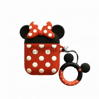 Чехол для AirPods Minnie Mouse