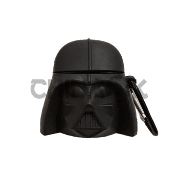Чехол для AirPods Star Wars Darth Vader (Черный)
