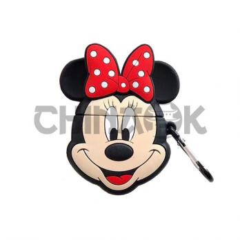 Чехол для AirPods Minnie Mouse Head