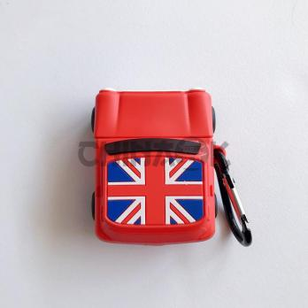 Чехол для AirPods 1/2 - London Mini Cooper