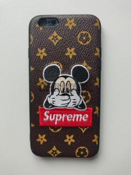 Чехол Louis Vuitton Mickey Mouse для Iphone 6/6s